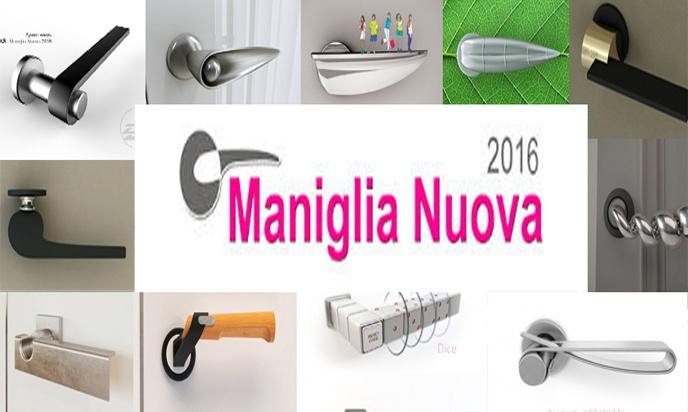 Оглашение финалистов конкурса Maniglia Nuova 2016